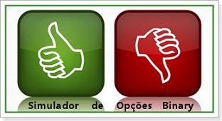 Simulador de Opções Binarias
