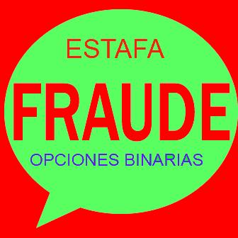 Opções binárias fraude