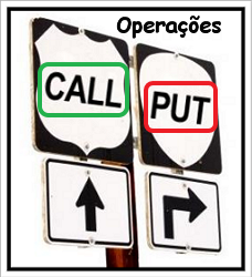 Operacoes call-put - Above-Below