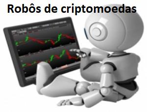Robôs de criptomoedas
